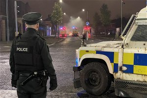 Belfast: Boris Johnson 'deeply concerned' after police attacked
