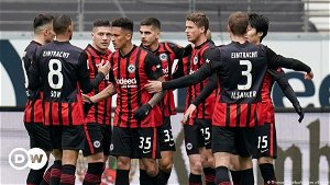 Fast and furios Frankfurt are Champions League ready