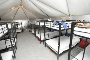 New details emerge on Tucson facility to house migrants