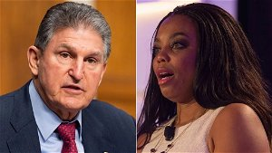 Jemele Hill calls Manchin a 'cowardly, power-hungry white dude' over election bill