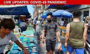 Pandemic not over yet