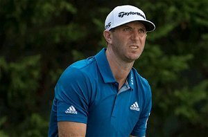 Dustin Johnson, disappointing expectations