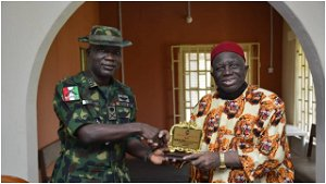 Ohanaeze Ndigbo lauds Nigerian Army for securing South