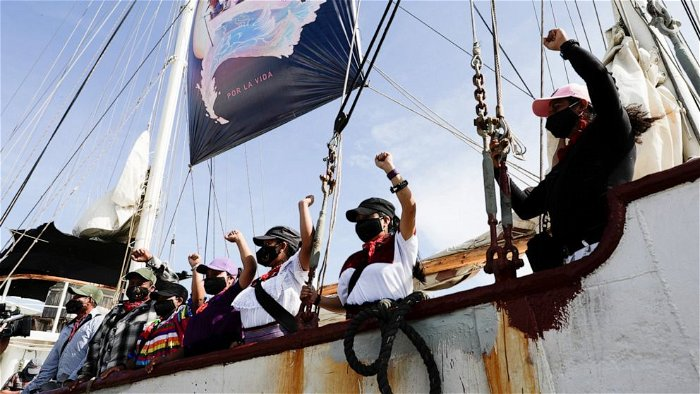 Mexico apologises to Mayan people for historic abuses