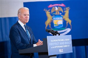 Biden Pushes Home Health Services as Infrastructure