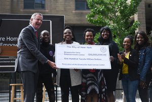 City invests $120 million for girls empowerment center in Brownsville