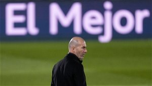Zidane is picking off all the top coaches one by one