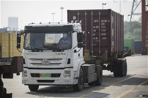 China's 'Uber for trucks' to IPO in the U.S. at $30 billion valuation