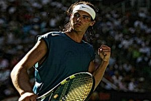 Rafael Nadal was too modest in 2005, as he achieved so much more