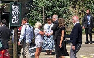 'Double standards': More pictures emerge of PM's Cornish pub visits