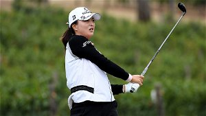 Jin Young Ko surges to Portland Classic lead as Canadians falter