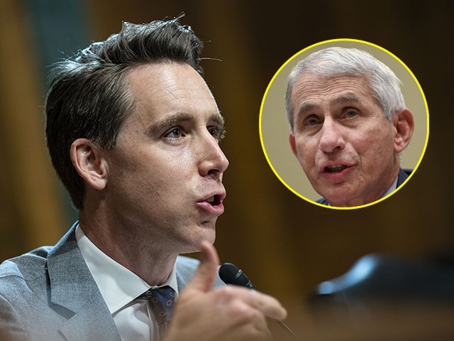 'The Time Has Come': Sen. Josh Hawley Calls For Fauci To Step Down, Demands Full Email Investigation
