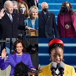 Key moments from the inauguration of Joe Biden as 46th US president