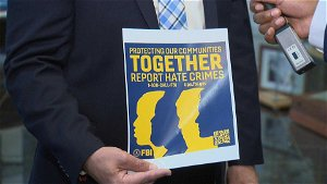 FBI encourages North Carolinians to report federal hate crimes, which are underreported