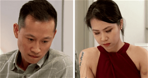 'MAFS': Johnny slammed for discussing marriage issues with Bao's 'bestfriend' Sarah