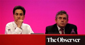 Seven Ways to Change the World by Gordon Brown; Go Big by Ed Miliband review – what's the new idea?