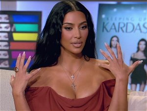 Kim Kardashian says she was almost a 'runaway bride' - and reveals her one regret