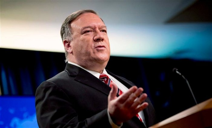 Mike Pompeo: Israel Is Not an Apartheid Country