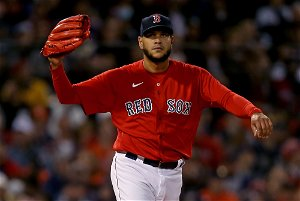 What Red Sox manager Alex Cora told Eduardo Rodriguez after 'My time' gesture to Astros' Carlos Correa