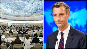"""""""We'll Oppose """"Disproportionate"""" Israel Bias,"""" State Dept. Says About Return to UN Rights Council"""