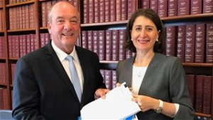 NSW Now: Daryl Maguire fronts ICAC
