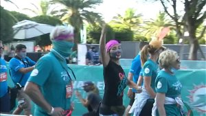 Local 10′s Janine Stanwood, cancer survivor, runs 5K for herself and others, she says