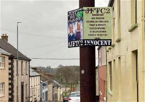 'Craigavon two' posters cause 'distress and anxiety' to family of murdered PSNI officer Stephen Carroll