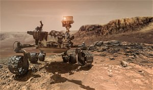 NASA's Perseverance rover captures sounds from Mars