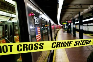 Man, 47, stabbed during fight in Brooklyn subway station, cops say
