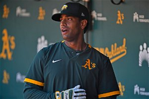Athletics sign Khrush to Minor League deal