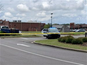Person found shot to death in Birmingham Water Works truck outside shopping center