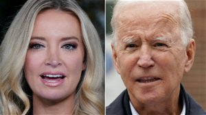 [Opinion] Watch Biden Be an Absolute Gentleman and the MAGAs Try to Turn Him into a Weak Loser, Including Kayleigh McEnany