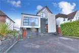 The former garage transformed into £1.25m modern home in a Cardiff suburb