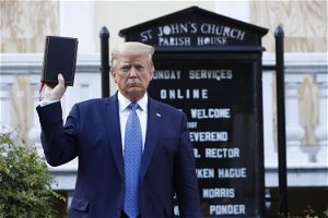 Government watchdog finds failings, but no Trump influence, in clearing of Lafayette Square