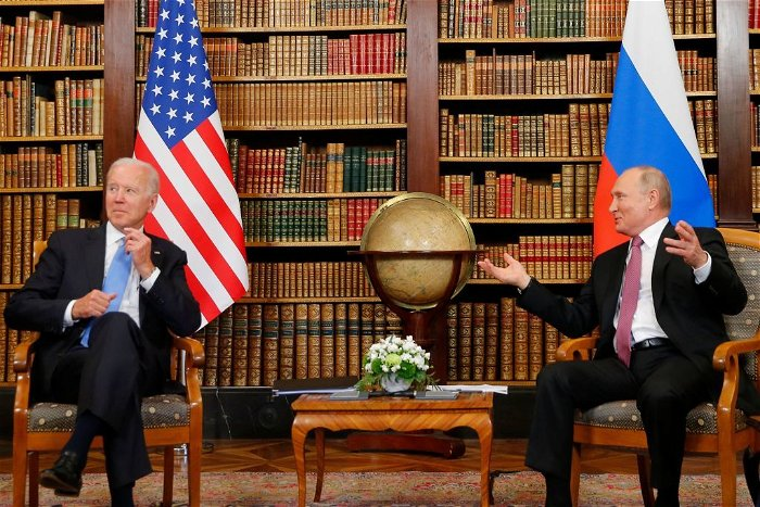 Biden gave Putin list of 16 critical infrastructure entities 'off limits' to cyberattacks