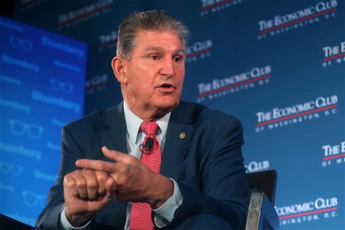 Manchin objects to IRS bank-reporting proposal