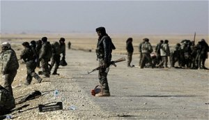 Report: Syrian government attack kills 7 in rebel-held area