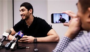 NBA's  Kanter blasts Nike 'silence' on China – 'you're scared to speak up'