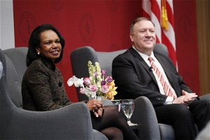 [Opinion] Column: Condi Rice wants to 'move on' from Jan. 6. What does that even mean?
