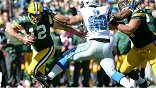 Aaron Rodgers doesn't expect much conversation with Ndamukong Suh this week