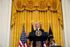 Biden tells federal workers: Get vaccinated or submit to testing