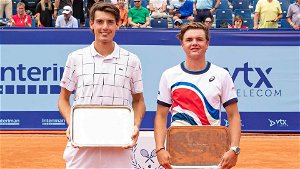 Marc-Andrea Huesler/Dominic Stricker Victorious On Home Soil In Gstaad