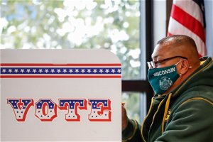 Pro-Trump sheriff in Wisconsin plans to show 'proof of state-wide' election fraud