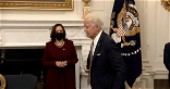 Biden Extends Press Conference to Take Final Question From Fox News Reporter: 'I Like Him'