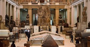 Egyptian Museum of Antiquities gets makeover to compete for tourists