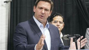 DeSantis Vows to 'Fight Like Hell' Against Biden Administration's Antibody Restriction