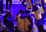 One year on, Lakers stars struggle to come to terms with Kobe Bryant's death