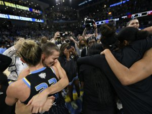For Courtney Vandersloot, Allie Quigley, winning title was extra special