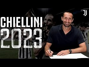 Chiellini signs new Juventus contract