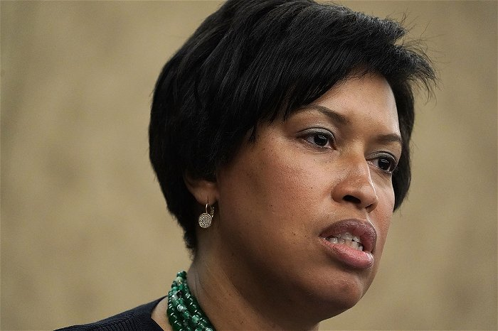 DC mayor hopes to add 170 officers to the Metropolitan Police Department